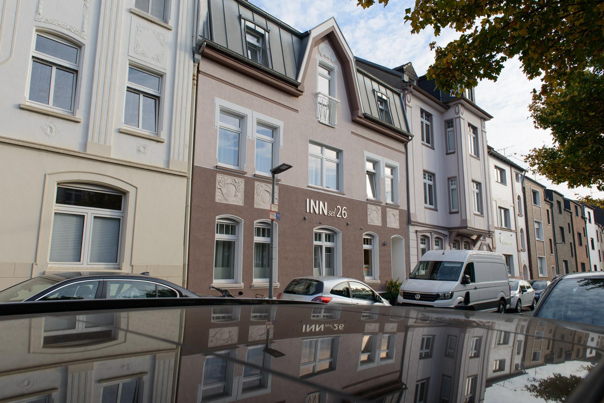 Ruhig gelegenes Stadthaus in Oberhausen-Sterkrade